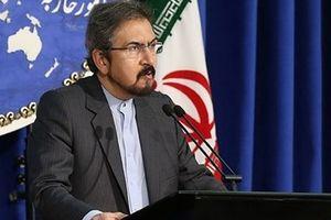 Iran kêu gọi Mỹ chấm dứt hiện diện bất hợp pháp tại Syria
