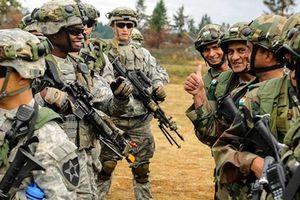 Ấn Độ và Mỹ sẽ tổ chức tập trận 3 quân chủng lần đầu tiên