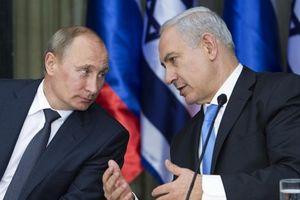 Thủ tướng Israel đánh giá cao quan hệ hữu nghị với Tổng thống Putin