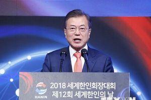 Tổng thống Hàn Quốc sẽ hội đàm với lãnh đạo Anh, Đức và Thái Lan