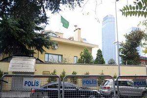 Tổng thống Thổ Nhĩ Kỳ nêu bằng chứng đáng nghi vụ nhà báo mất tích