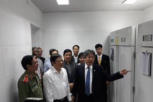 Bệnh viện Việt Đức khai trương Ngân hàng mô đầu tiên của Việt Nam