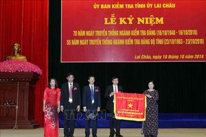 Các địa phương tổ chức kỷ niệm 70 năm Ngày truyền thống ngành Kiểm tra Đảng