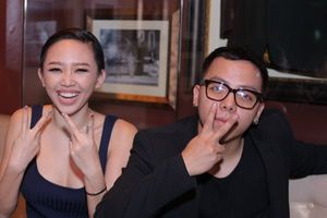 Phản ứng của Tóc Tiên trước tin đồn đính hôn với Hoàng Touliver