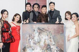 Họa sĩ Hứa Thanh Bình có quyền khởi kiện Mr. Đàm và Lệ Quyên khi ký tên lên bức tranh