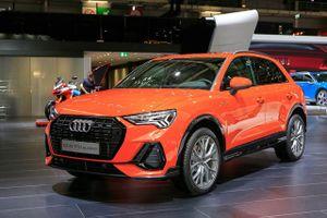 Ngắm trọn vẻ đẹp của SUV cỡ nhỏ Audi Q3 2019