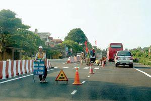 Lợi lớn đấu thầu bảo trì đường bộ qua mạng