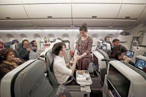 Singapore Airlines làm sống lại chuyến bay thẳng dài nhất thế giới
