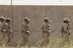 14 binh lính Iran bị bắt cóc tại biên giới với Pakistan