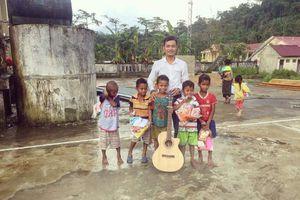 Phát động chương trình thiện nguyện giúp trẻ em nghèo tại Huế