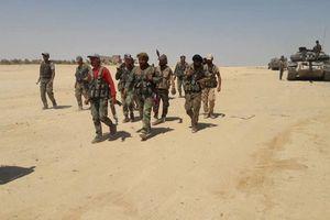Chiến sự Syria: Quân chính phủ và IS bước vào thế giằng co tại chiến trường Al-Safa