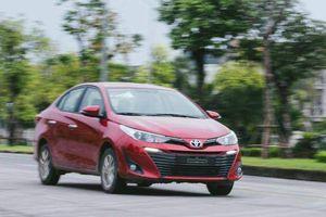 Đánh giá mẫu xe Toyota Vios vừa ra mắt