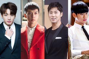 Lee Seung Gi, Uknow Yunho hay Jongkook (BTS) dẫn đầu BXH sao đam mê và thành công nhất?