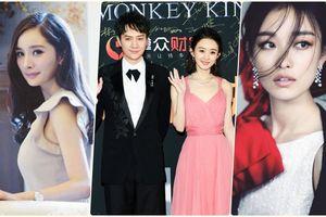 Phùng Thiệu Phong kết hôn với Triệu Lệ Dĩnh: Dương Mịch cùng Nghê Ni bị réo tên trên hot-search của Weibo
