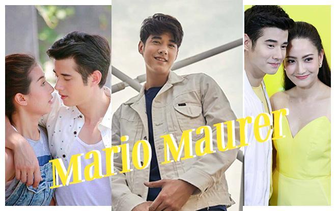 Những 'người tình màn ảnh' hoàn hảo của nam thần xứ chùa Vàng Mario Maurer