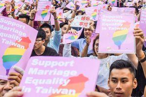Đài Loan và những lý do trở thành miền đất hứa của cộng đồng LGBT