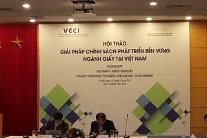 Tìm giải pháp chính sách để phát triển ngành giấy tại Việt Nam