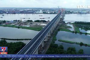Cầu Bạch Đằng và cao tốc nghìn tỷ vẫn chưa thắp sáng đèn