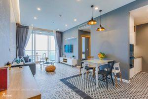 Căn hộ chung cư 91 m2 gam màu trung tính, không gian mở ở TP HCM