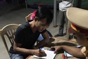 Thanh Hóa: Bắt giữ kẻ vận chuyển ma túy từ Nghệ An ra Hà Nội