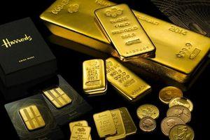 Giá vàng ngày 16/10: Vàng SJC giảm nhẹ