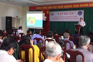An Giang: 160 cán bộ Chữ thập đỏ được chia sẻ về Bảo hiểm xã hội