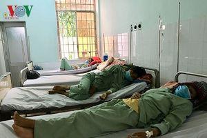 Bệnh bạch hầu quay lại sau 11 năm, Kon Tum tìm cách ngăn chặn