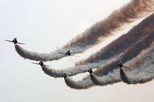 Rơi máy bay Không quân Saudi Arabia, toàn bộ phi hành đoàn thiệt mạng