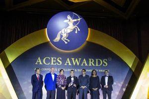 Chủ tịch điều hành DatVietVAC Đinh Bá Thành nhận 2 giải thưởng tầm cỡ châu Á