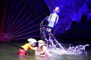 Rối Việt Nam và Lào giành giải Vàng tại Liên hoan múa rối quốc tế lần thứ V