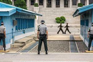 Hàn Quốc, Triều Tiên và Bộ Tư lệnh Liên hợp quốc lần đầu tiên họp ba bên