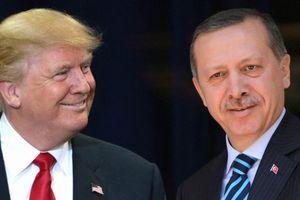Chiến thắng của Tổng thống Trump với Thổ Nhĩ Kỳ 'lấy đà' cơ hội mở