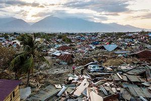 Indonesia xây dựng thành phố Palu mới sau thảm họa kép