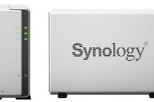 Synology ra thiết bị lưu trữ dữ liệu qua mạng đầu tiên cho gia đình