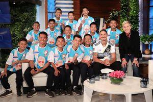 Đội bóng nhí Thái Lan 'tái xuất'