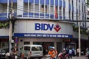 Phòng giao dịch Hòn La của BIDV hoạt động bình thường
