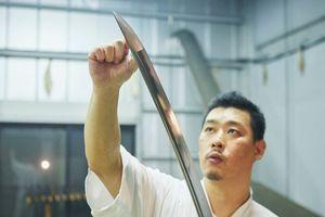 Rèn kiếm samurai - di sản Nhật có nguy cơ thất truyền