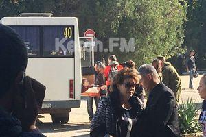 Đánh bom khủng bố tại trường học Crimea, 18 người chết