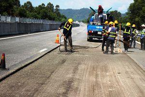 Đã hoàn thành sửa chữa hư hỏng trên cao tốc Đà Nẵng - Quảng Ngãi