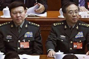 'Hổ lớn' quân đội Trung Quốc đã tự tử vẫn không thoát 'lưới trời'