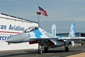 Nghịch lý Mỹ có 2 chiếc Su-27 vẫn học Ukraine?