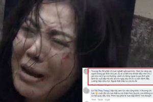 Khán giả xót xa Lan cave bị cưỡng hiếp tập thể phim 'Quỳnh búp bê' tập 18
