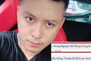 Phản ứng sao Việt với Tuấn Hưng sau vụ siêu xe 15 tỷ gặp nạn, bị hủy liveshow