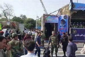 Iran đã tiêu diệt kẻ chủ mưu vụ tấn công cuộc diễu binh tại Ahvaz