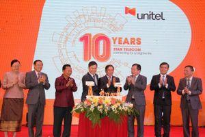 Viettel khẳng định vị thế dẫn đầu tại Lào