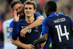 Thua ngược tại Stade de France, tuyển Đức sắp rớt hạng Nations League