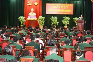 Cơ quan Tổng cục Chính trị tập huấn cán bộ đoàn năm 2018