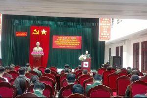 Báo Quân đội nhân dân gặp mặt kỷ niệm 68 năm ngày ra số đầu tiên và thông báo nhanh kết quả Hội nghị Trung ương 8 khóa XII