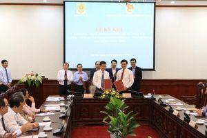 Ký kết chương trình phối hợp giai đoạn 2018-2022 giữa Trung ương Đoàn và Bộ Tư pháp