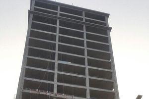 Nguy cơ tai nạn từ các công trình xây dựng cao tầng